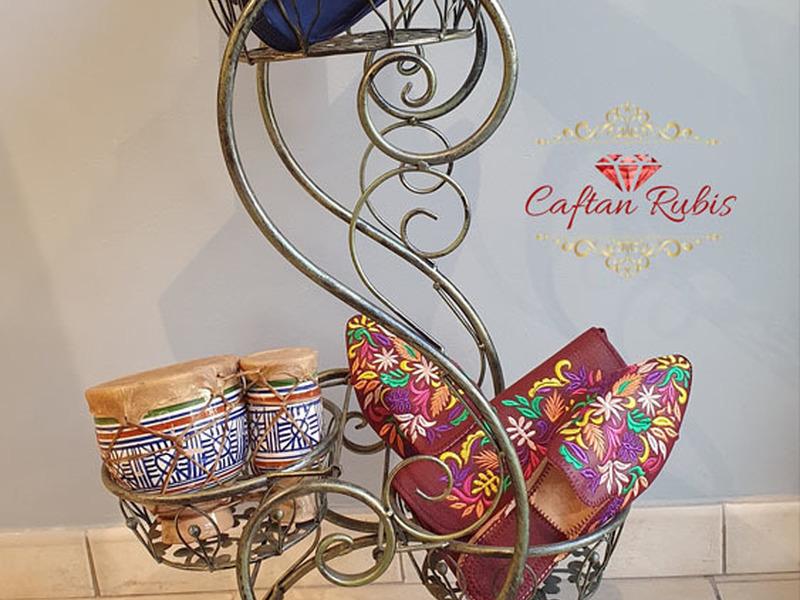 Caftan Rubis - Accessoires